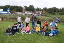 Familiedag 2014 in het Aviodrome in Lelystad
