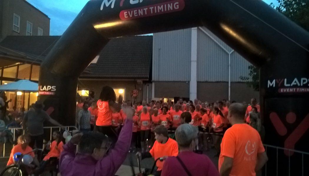 Pitt Hopkins Run – finale