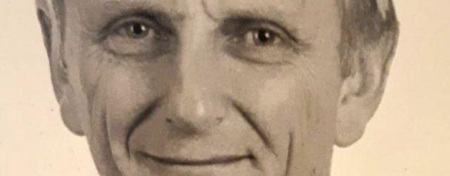 Ian James Hopkins overleden
