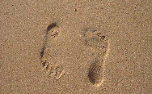 voetsporen